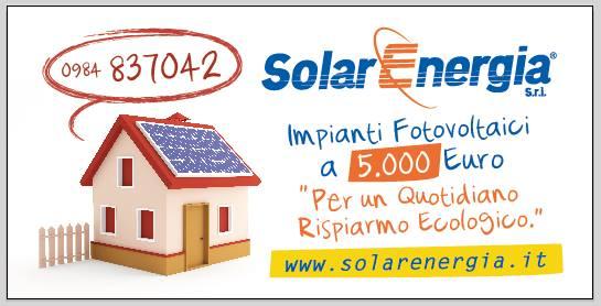 Promozione impianti fotovoltaici a 5000 euro